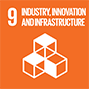 <h3>GOAL 9</h3> <p>Industry, Innovation and Infrastructure</p>