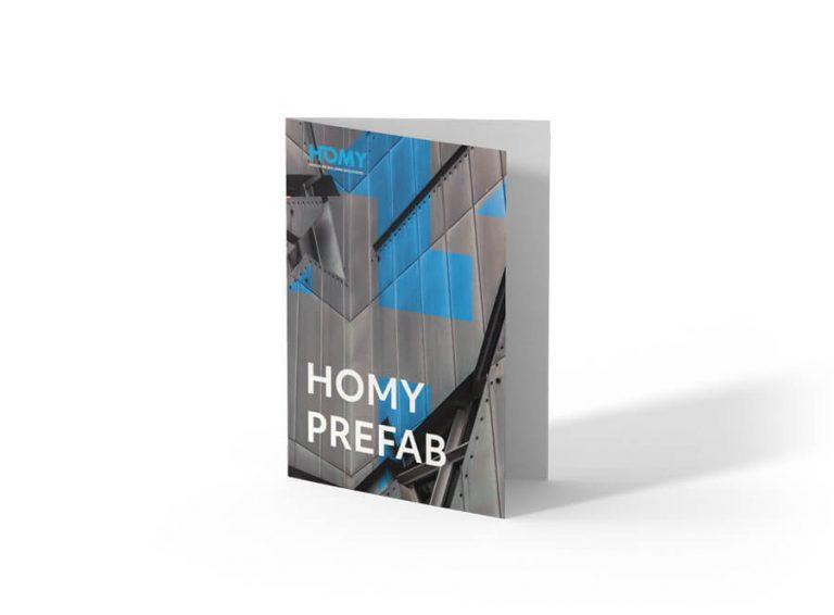 Richiedi la brochure Homy Prefab